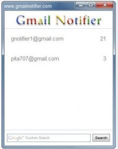 gmal notifier