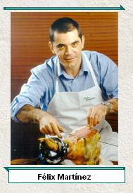 Felix Martínez la Jamoneria