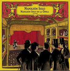 napoleon solo en la opera