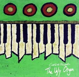 Cursive The ugly organist