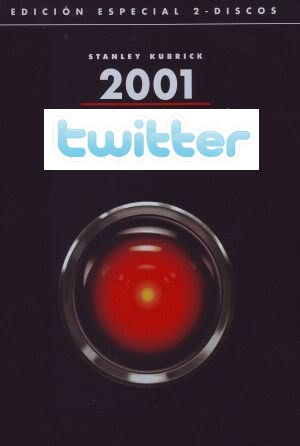 2001 twitter odisea