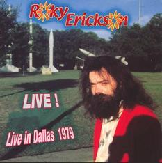 Rocky Erickson - Live in Dallas 1979