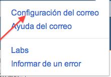Como configurar los filtros de gmail